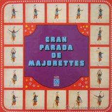 Discos de vinilo: GRAN PARADA DE MAJORETTES 1980. Lote 28620709