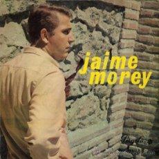 Discos de vinilo: JAIME MOREY - 1968. Lote 28631060