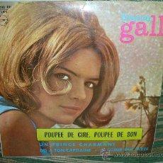 Discos de vinilo: FRANCE GALL - POUPEE DE CIRE, POUPEE DE SON EP - ORIGINAL ESPAÑA - PHILIPS 1965. Lote 28722482