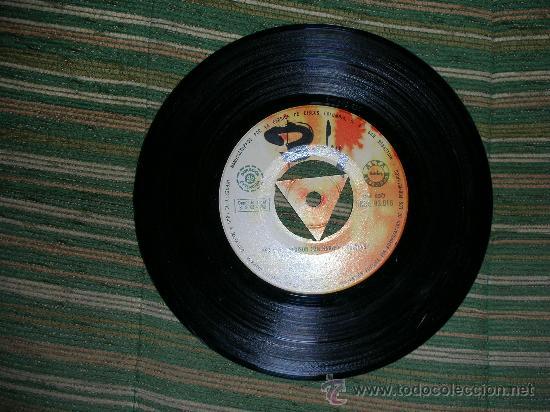 Discos de vinilo: HAROLD NICHOLAS EP - BAILE EL MADISON - ORIGINAL ESPAÑA - BARCLAY 1962 MONO. - Foto 4 - 28721499