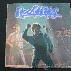 Discos de vinilo: LP DOBLE MIGUEL RIOS // ROCK & RIOS. Lote 28664365