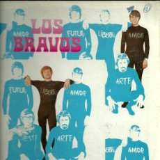 Discos de vinilo: LOS BRAVOS LP SELLO ALHAMBRA EDITADO EN USA... Lote 28668416