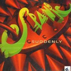 Disques de vinyle: SPANIC - SUDDENLY (3 VERSIONES) - MAXISINGLE 1996. Lote 28693503