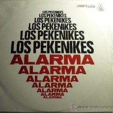 Discos de vinilo: LOS PEKENIKES - ALARMA 1969. Lote 28678280