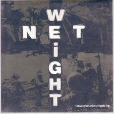 Discos de vinilo: NET WEIGHT-BAD TASTE (SPLIT EP). Lote 28683356