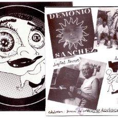 Discos de vinilo: LA PARTURIENTA 1 (VARIOS - 1994) CRUDOS HENTELIGENS - D. TERROR - DEMONIO SANCHEZ . Lote 34211561