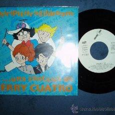 Discos de vinilo: TERRY CUATRO IV CHIRIPITIFRAGILIBOOM DRO PROMO W/L ROCK Y FANTASIA PRE METEORO Y ASTROGIRLS. Lote 28689870