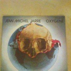 Discos de vinilo: JEAN MICHEL JARRE - OXYGENE ( 1976 ). Lote 28690140
