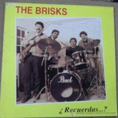 Discos de vinilo: LP THE BRISKS: ¿RECUERDAS?. Lote 28697140
