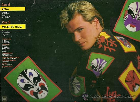 Discos de vinilo: IVAN MAXI-SINGLE SELLO CBS AÑO 1985 - Foto 2 - 28726900