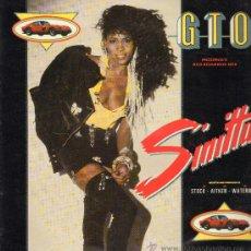Discos de vinilo: SINITTA - GTO (3 VERSIONES) - MAXISINGLE 1987. Lote 28735620