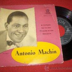 Discos de vinilo: ANTONIO MACHIN EL HUERFANITO/SON LOS AÑOS +2 EP ODEON. Lote 28744690