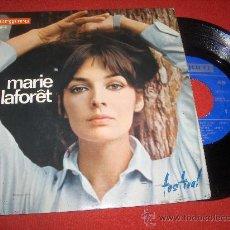 Disques de vinyle: MARIA LAFORET LA TENDRESSE/POUR CELUI QUI VIENDRA +2 EP 1967 VERGARA EDICION ESPAÑOLA. Lote 28745078