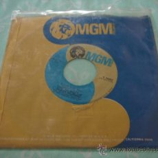 Discos de vinilo: TOMPALL AND THE GLASER BROTHERS ( DELTA LOST - A GIRL LIKE YOU ) CALIFORNIA-USA SINGLE45 MGM . Lote 28750053