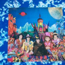 Discos de vinilo: THE ROLLING STONES,THEIR SATANIC MAJESTIES REQUEST EDICION INGLESA DOBLE PORTADA. Lote 28750262
