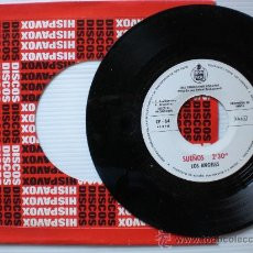 Discos de vinilo: LOS ANGELES - REQUIEN - SINGLE PROMOCIONAL HISPAVOX 1970. NUEVO A ESTRENAR. Lote 29642315