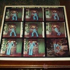 Discos de vinilo: JUAN CARLOS CALDERON Y SU TALLER DE MUSICA LP . Lote 28755712