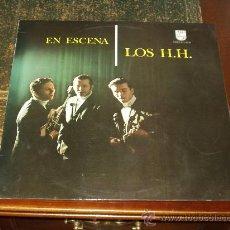 Discos de vinilo: LO H.H LP EN ESCENA ORIGINAL PRIMER ALBUM DEL GRUPO MUY RARO. Lote 28756197