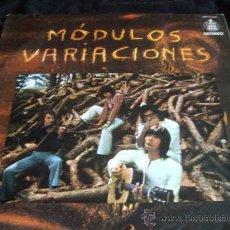 Discos de vinilo: MODULOS-VARIACIONES-ORIGINAL HISPAVOX 1971-POKORA. Lote 176394628