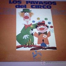 Discos de vinilo: LP. LOS PAYASOS DEL CIRCO - 1976. Lote 28769515