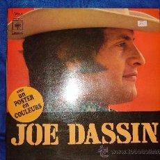 "Disques de vinyle: JOE DASSIN ""JOE DASSIN"" LP 1971 CBS DUTCH. Lote 28769812"
