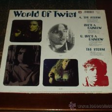 Discos de vinilo: WORLD OF TWIST MAXI EP SHE'S A RAINBOW (COVER ROLLING STONES). Lote 28775804
