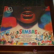 Discos de vinilo: SAMBAS DOBLE LP (TOQUINHO,VINICIUS DE MORAES,MARILIA MEDALHA,........ Lote 28775923
