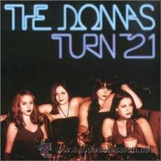 Discos de vinilo: LP THE DONNAS TURN 21 FEMALE ROCK PUNK RUNNAWAYS VINILO. Lote 28776561