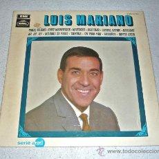 Discos de vinilo: LP DISCO VINILO . LUIS MARIANO. Lote 28777307
