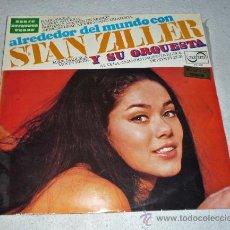 Discos de vinilo: LP DISCO VINILO . STAN ZILLER Y SU ORQUESTA. Lote 28777533