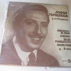 Discos de vinilo: JORGE SEPULVEDA Y SU ORQUESTA - 1971. Lote 28779044