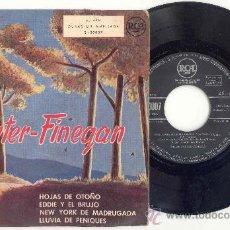 Discos de vinilo: SAUTER - FINEGAN, SINGLE 45RPM, DURACION AMPLIADA- JAZZ, RCA- (TITULOS EN LA CARATULA). Lote 28785875