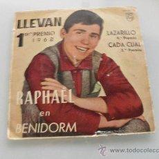 RAPHAEL - + 3 EP 1963
