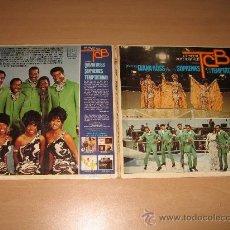 Discos de vinilo: LP DIANA ROSS & THE SUPREMES & TEMPTATIONS .MOTOWN MS 682 AÑO 196? USA. Lote 28819712