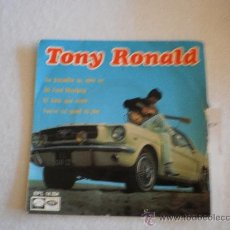 Discos de vinilo: TONY RONALD UN BOCADITO TU OTRO YO + 3 EP 1967. Lote 28830405