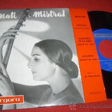 Discos de vinilo: NATI MISTRAL PROFECIO / ROMANCE DE LA LIRIO ..+2 7