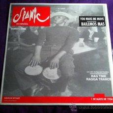 Discos de vinilo: SPANIC, YOU MAKE ME MOVE, MAXI 12. Lote 28838057