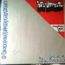 Discos de vinilo: ¡ FIRMADO PR IBÓN Y PEZ !- INSTRÜMENTAL (NOVOPHONIC, 1995))+ZINE DANZCLUB.LE MANS, IRRAZKIN, KIRLIAN. Lote 28841606