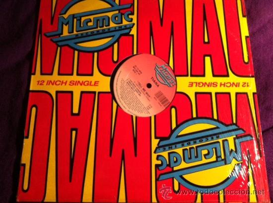 TIANA, TELL ME WHY, MAXI SINGLE (Música - Discos de Vinilo - Maxi Singles - Techno, Trance y House)