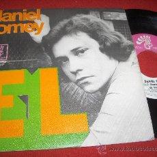 Discos de vinilo: DANIEL TOMEY EL/ROSA BLANCA ROSA VERDE 7