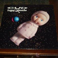 Discos de vinilo: CUD LP LEGGY MANBO (2º ALBUM DEL GRUPO) . Lote 28847011