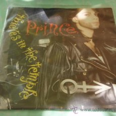 Discos de vinilo: PRINCE ( THIEVES IN THE TEMPLE PARTS 1 & 2 ) USA-1990 SINGLE45 PAISLEY PARK RECORDS. Lote 177297930