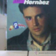 Discos de vinilo: ENRIC HERNAEZ - 7PM - FONOMUSIC 1986. Lote 28851032