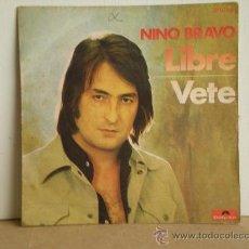 Discos de vinilo: NINO BRAVO. Lote 28861316