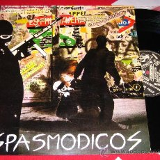 Discos de vinilo: *** ESPASMODICOS ** MAXI 1983 ** MUSIKRA REC ** ULTRARARO MADRID PUNK OI KBD ** UVI COMMANDO LARSEN . Lote 28865038