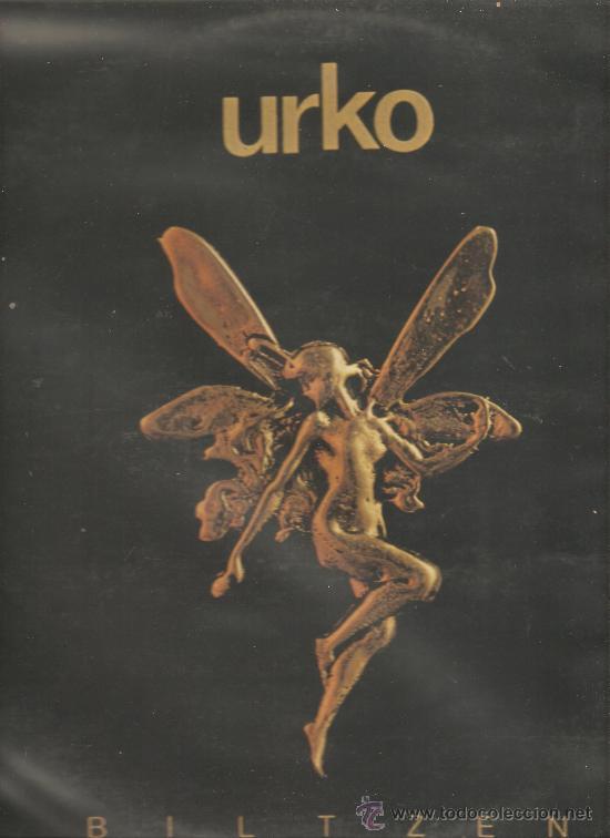 LP URKO - BILTZEN ( EUSKADI FOLK ) (Música - Discos - LP Vinilo - Étnicas y Músicas del Mundo)