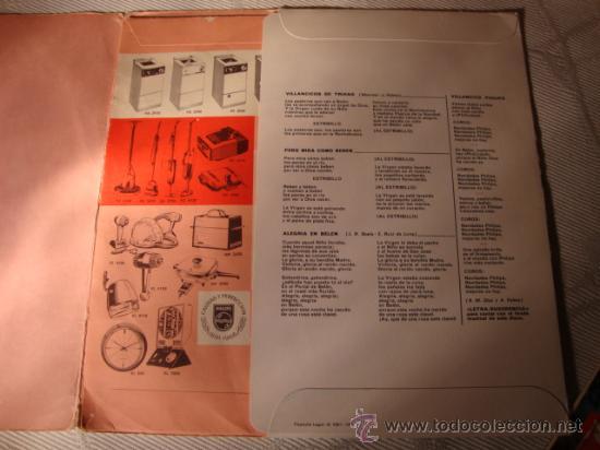 Discos de vinilo: DISCO SINGLE - ROCIO DURCAL, DISCO PROMOCIONAL DE FAMILIA PHILIPS, AÑO 1965. - Foto 3 - 28871673