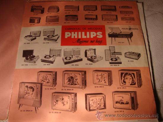 Discos de vinilo: DISCO SINGLE - ROCIO DURCAL, DISCO PROMOCIONAL DE FAMILIA PHILIPS, AÑO 1965. - Foto 4 - 28871673