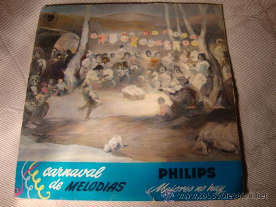 Discos de vinilo: DISCO SINGLE - ROCIO DURCAL, DISCO PROMOCIONAL DE FAMILIA PHILIPS, AÑO 1965. - Foto 7 - 28871673