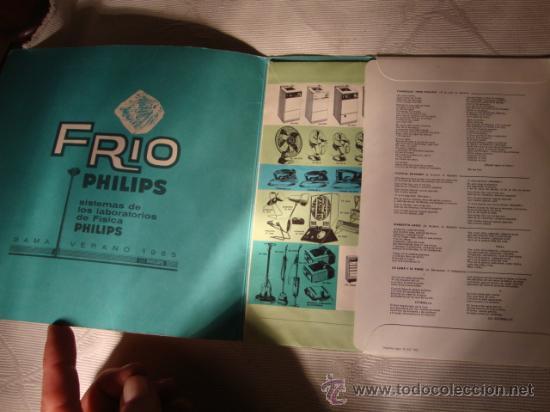 Discos de vinilo: DISCO SINGLE - CARMEN SEVILLA, DISCO PROMOCIONAL DE LA FAMILIA DE PHILIPS, AÑO 1965. - Foto 2 - 28871683